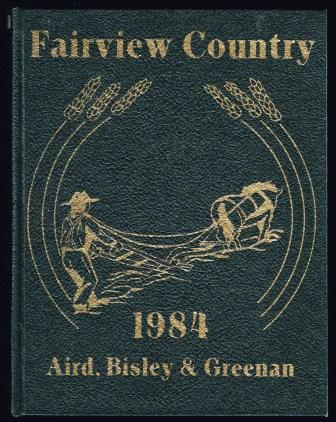 Fairview country, 1984 : Aird, Bisley & Greenan