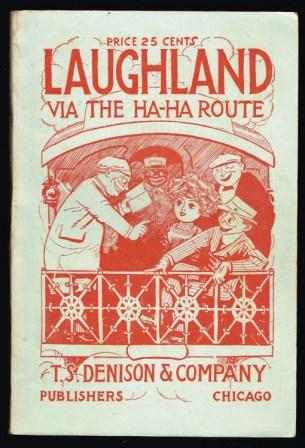 Laughland via the Ha-Ha Route