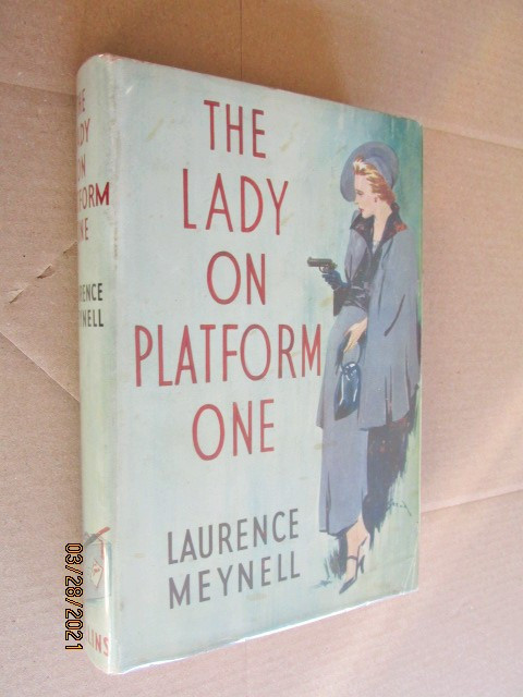The Lady on Platform One First Edition Hardback in Dustjacket