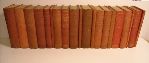 History of the British Army. 20 Vol. set.