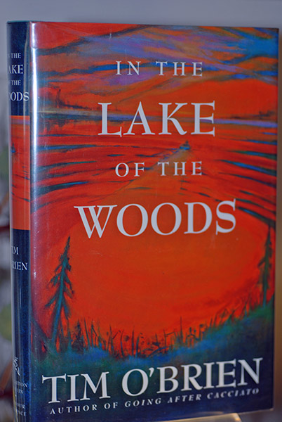 In The Lake Of The Woods (Signed First Print)