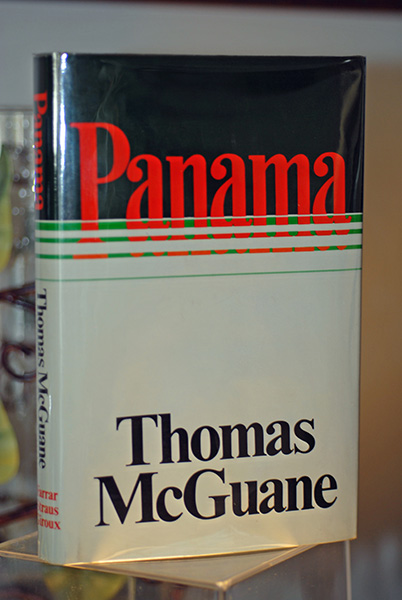 Panama (Signed First Print)