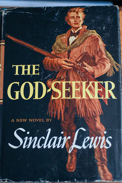 The God-Seeker (Signed 1st Printing)