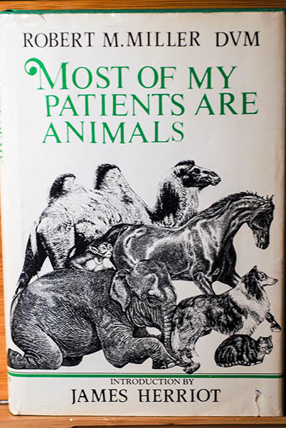 Most of My Patients Are Animals (Signed by Author & James Herriot)
