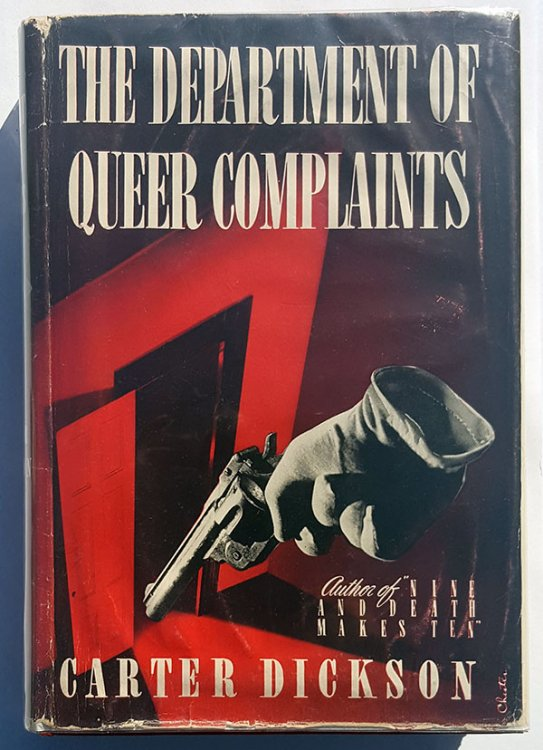 Department of Queer Complaints, The