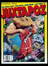 JUXTAPOZ MAGAZINE No. 1, Winter 1994, Robert Williams, ART + CULTURE