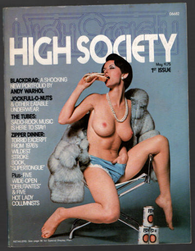 High Society #1 Vol.1